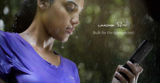 UMIDIGI S2 Pro: smartphone a prova d'acqua