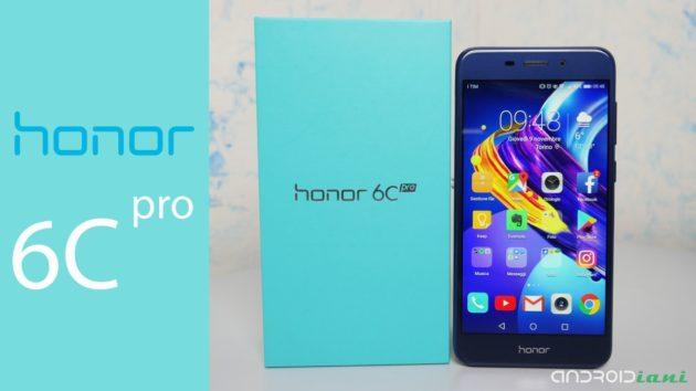Honor 6C Pro, ottima fotocamera e buone prestazioni a €179 | Recensione
