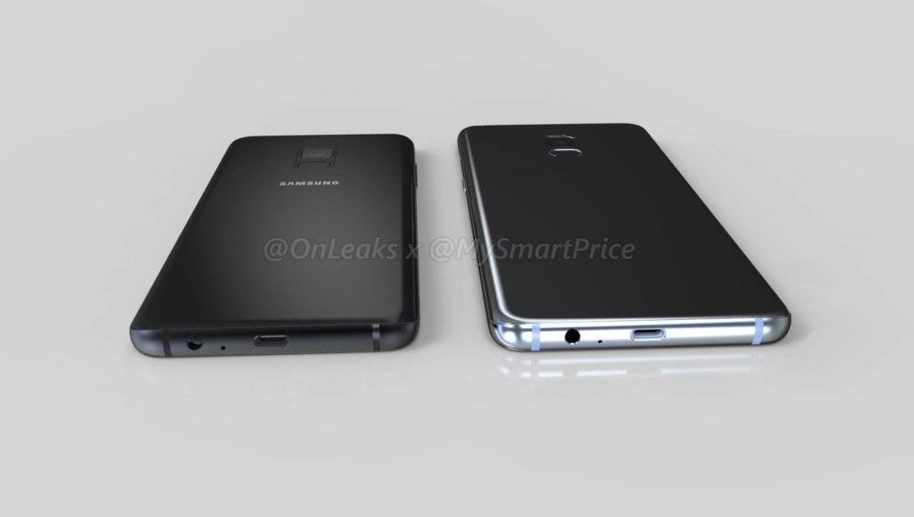 Galaxy A5 e Galaxy A7