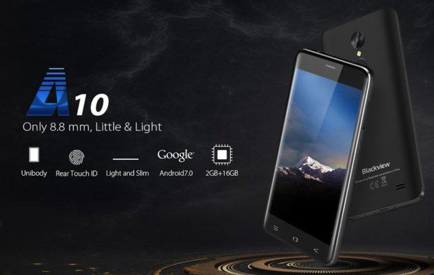 Blackview A10: smartphone budget disponibile all'acquisto