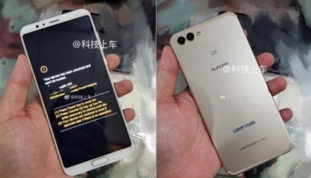 Sarà questo il nuovo Huawei Nova 3?