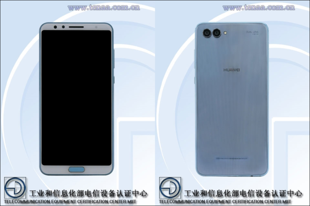 Un nuovo smartphone Huawei appare su TENAA