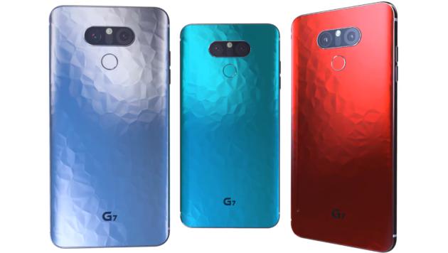 LG G7: nuovo video concept all'insegna della simmetria e dell'eleganza