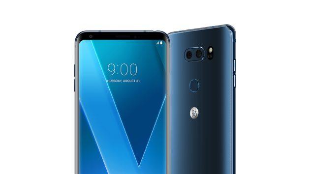 LG V30: al via le vendite in Italia