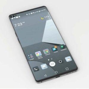 LG V40 iniziamo a fantasticare con questo interessante concept - FOTO (1)