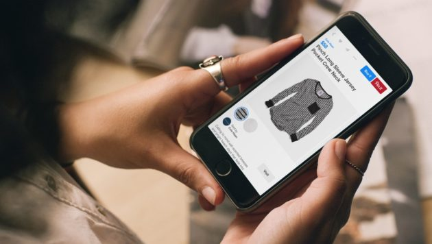 Lo shopping mobile è in continua crescita fra gli utenti