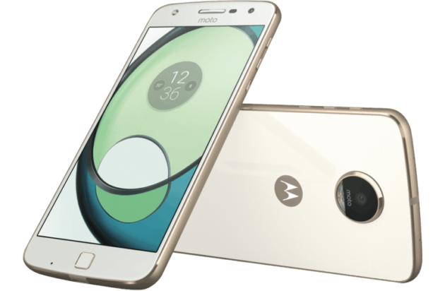 Moto Z Play, Android Oreo in arrivo