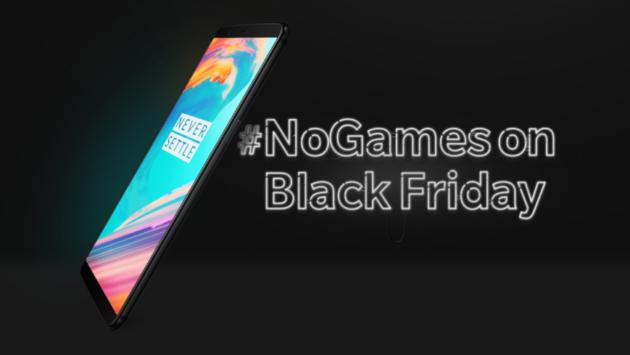 OnePlus annuncia che non aderirà al Black Friday