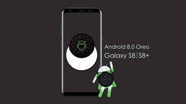 Galaxy S8: iniziato il roll-out di Android Oreo