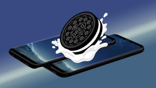 Galaxy S8: ondata di screenshot a tema Android Oreo
