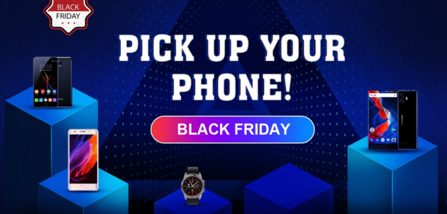 Tomtop: smartphone in sconto per il black friday