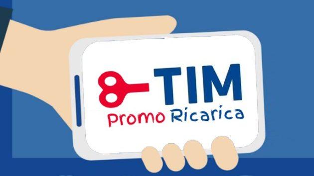 Tim: ricarica online per ottenere credito extra - Novembre 2017