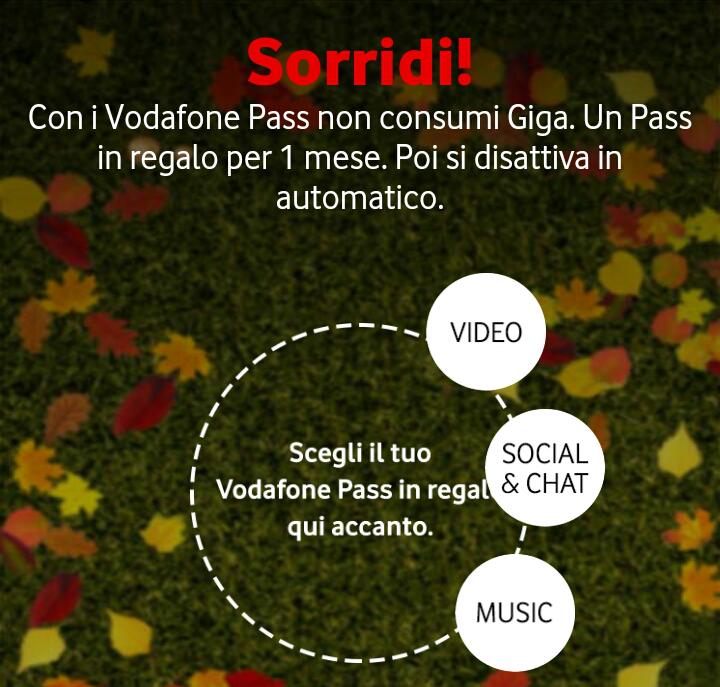Vodafone Happy Friday il regalo di questa settimana – 241117
