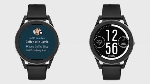 Fossil Q Control: smartwatch sportivo con a bordo Android Wear