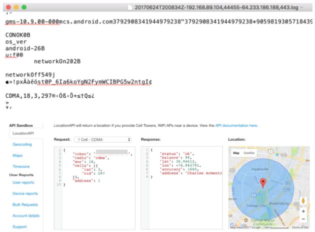 Google avrebbe raccolto dati sulla localizzazione degli utenti senza il loro permesso