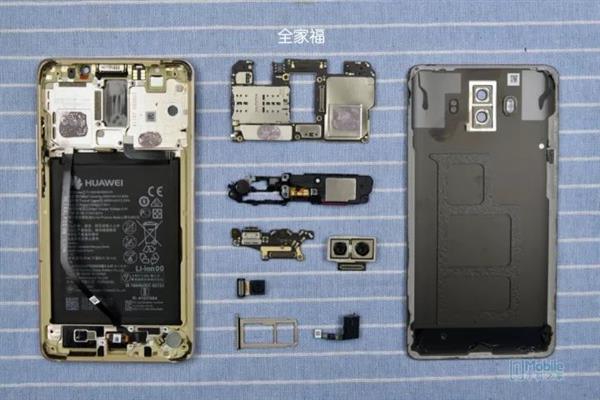Huawei Mate 10 diventa il protagonista di un minuzioso teardown