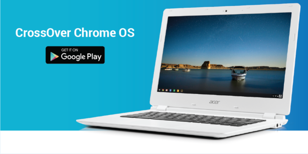 CrossOver: open beta per Android e Chrome OS