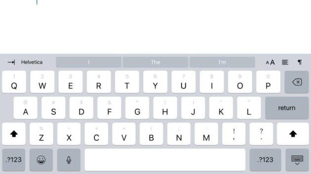 Un nuovo bug di scrittura affligge le tastiere Apple