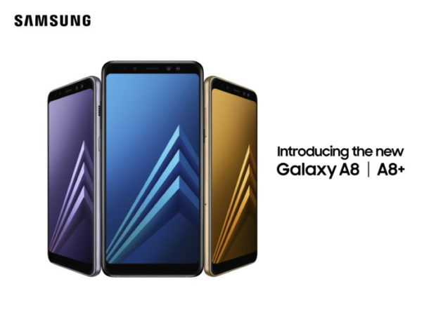 Samsung Galaxy A8 e A8+, release date confermata