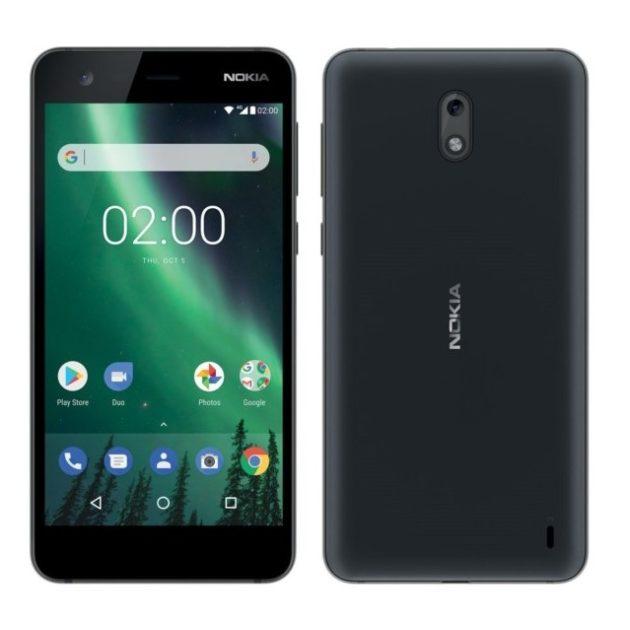 Nokia 2 verrà aggiornato ad Android Oreo