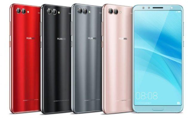Huawei Nova 2S, ufficializzato il nuovo midranger con Kirin 960 e fino a 6GB di RAM