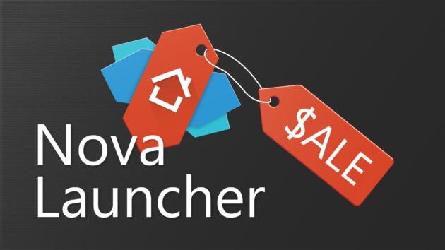 Nova Launcher Prime in offerta a soli 0,50€