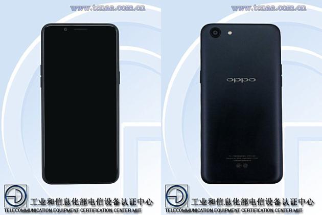 OPPO A83, lo smartphone è stato certificato da TENAA