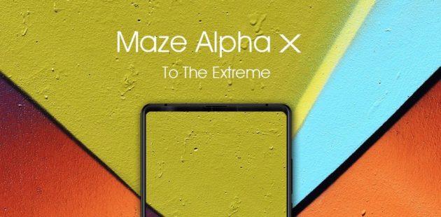Maze Alpha X: in presale su Tomtop