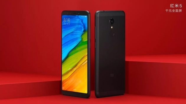 Xiaomi RedMi 5 2/16GB in sconto a 119€ su Amazon