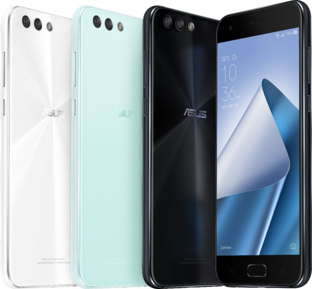 Asus ZenFone 4 riceverà Oreo entro fine mese