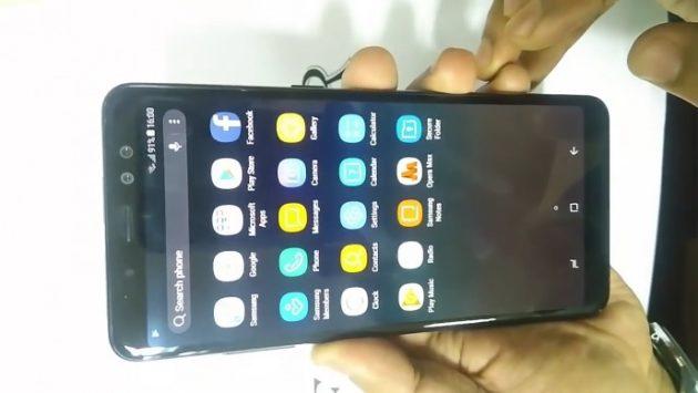 Galaxy A8+ (2018): hands on e specifiche tecniche