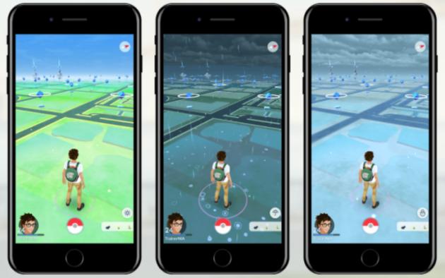 Pokémon GO: 3° Generazione di Pokémon e Meteo dinamico