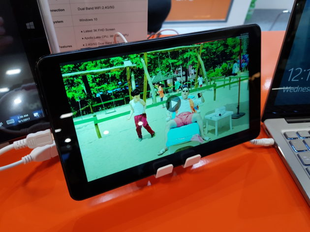 Hi9 è ufficiale: Android 7.0 Nougat e schermo da 8.4