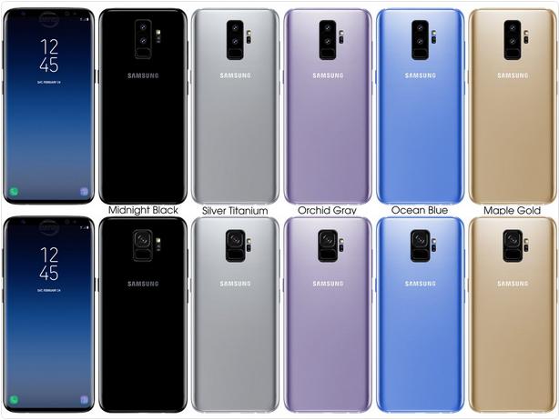 Galaxy S9 sarà presentato al MWC 2018