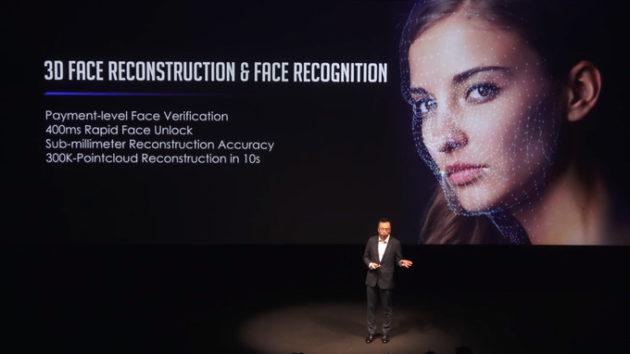 Huawei P11: adotterà un sistema simile al TrueDepth di iPhone X?