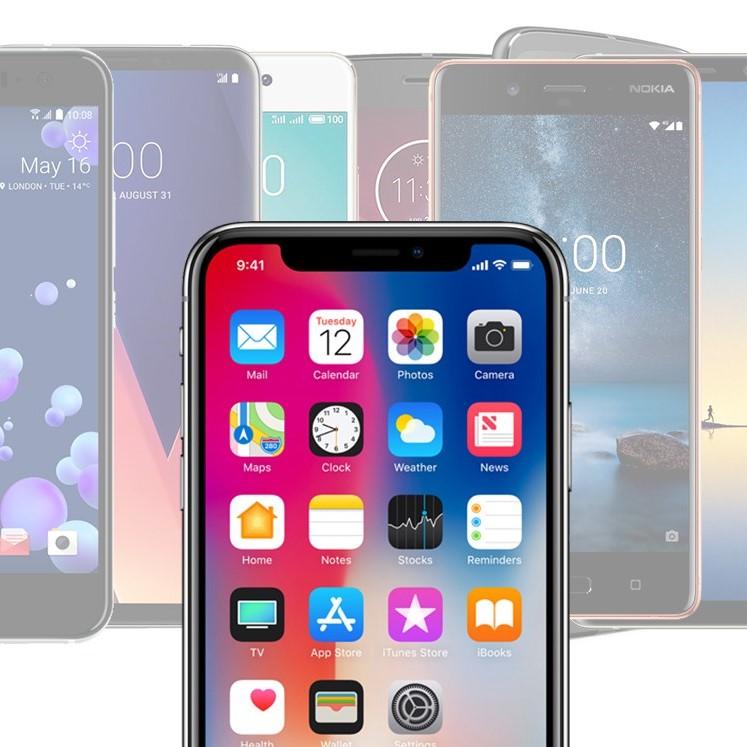 iPhone è più stabile degli smartphone Android, male Samsung (2)
