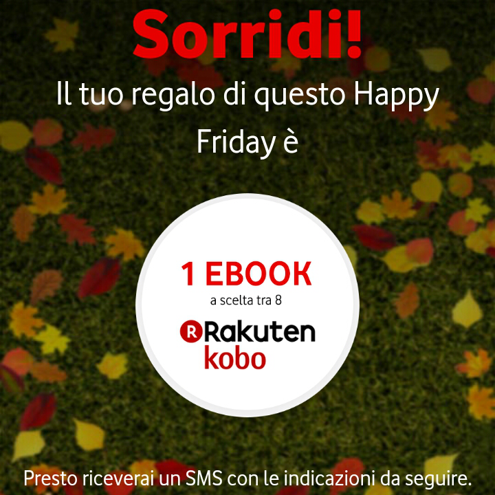 offerta vodafone happy friday
