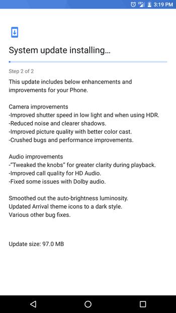 Razer phone aggiornamento