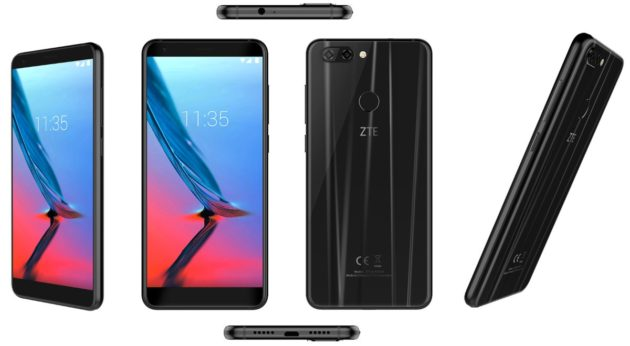 ZTE Blade V9: display FHD+18:9 e Android Oreo 8.0 a bordo