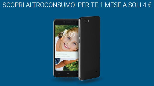 Altroconsumo ''osa'' chiedere 4 euro per uno smartphone Dual Sim