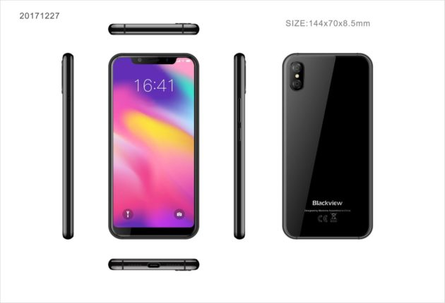 Blackview X: ennesimo clone di Apple Iphone X in arrivo