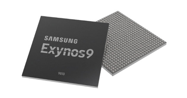 Exynos 9810 vs Snapdragon 845: specifiche a confronto