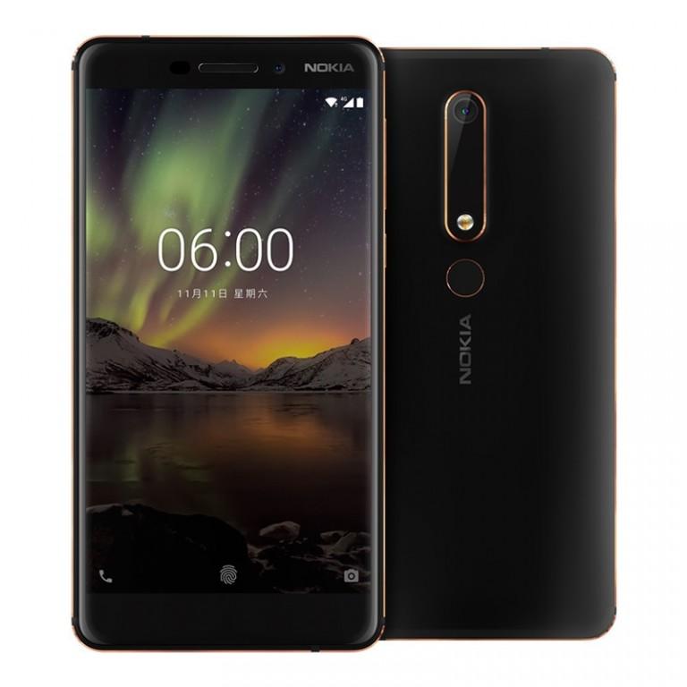 Nokia 6 (2018): ufficializzata in Cina la nuova versione!