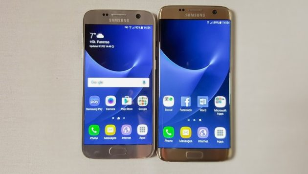 Galaxy S7 ed S7 Edge ottengono l'update di gennaio 2018