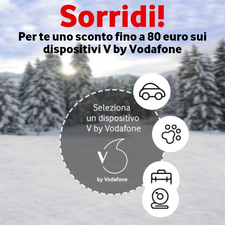 Vodafone Happy Friday il regalo di questa settimana – 190118