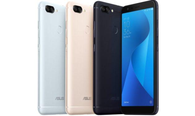 ASUS ZenFone Max Plus (M1) presentato al CES