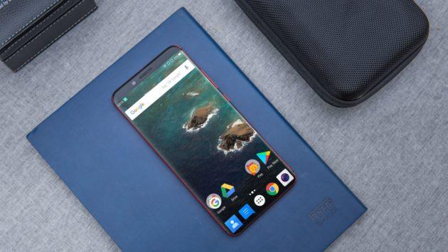 UMIDIGI: in arrivo uno smartphone senza bezel inferiore