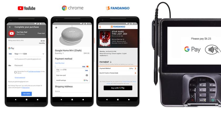 Google lancia Google Pay