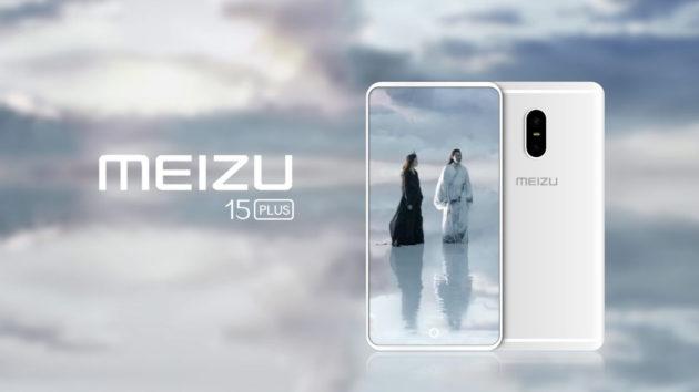 Meizu 15 Plus, nuovi scatti mostrano un display estremamente ampio