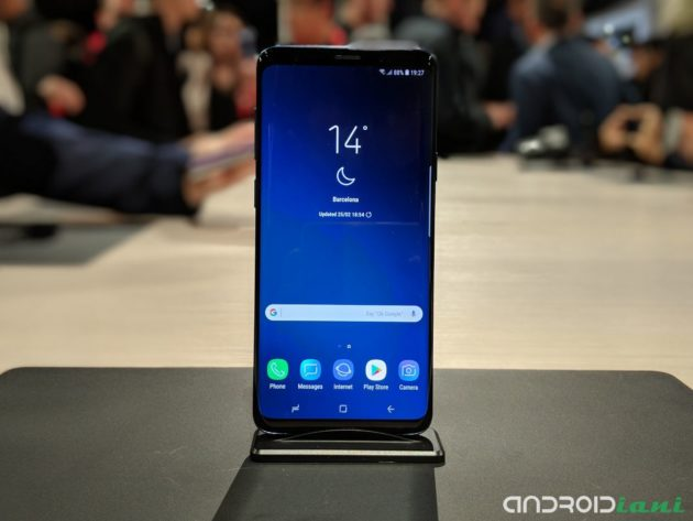 Galaxy S9: ancora problemi al display